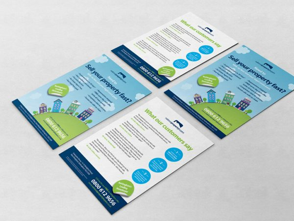 Leaflet Flyers and Posters