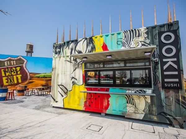 Graffiti and Mural Art